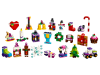 Adventný kalendár LEGO® Friends