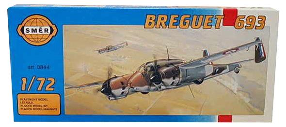 Směr - Modely Breguet 693 1:72