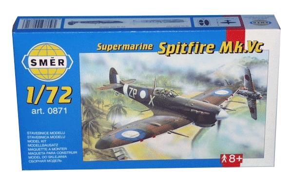 Supermarine Spitfire MK.Vc 1:72