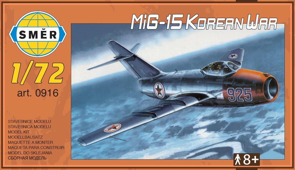 Směr MiG-15 Korean War