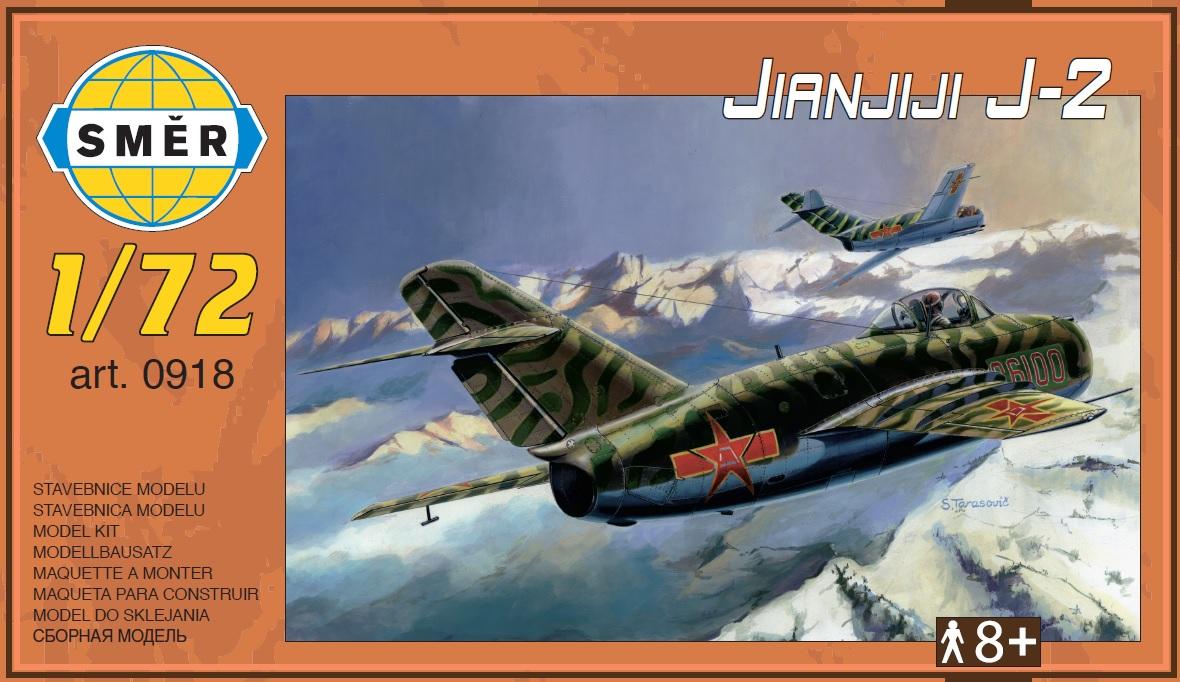 Směr Jianjiji J-2