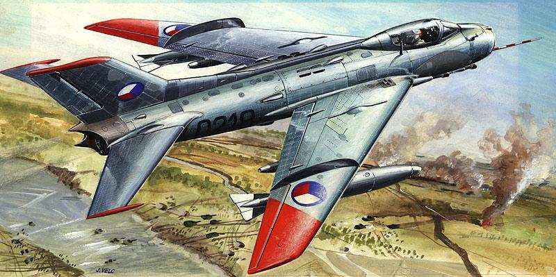 Směr MiG-19S
