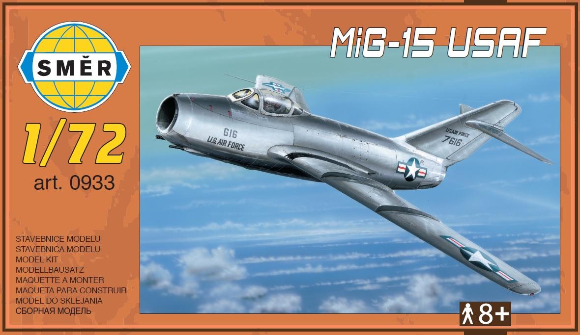 Směr MiG-15 USAF