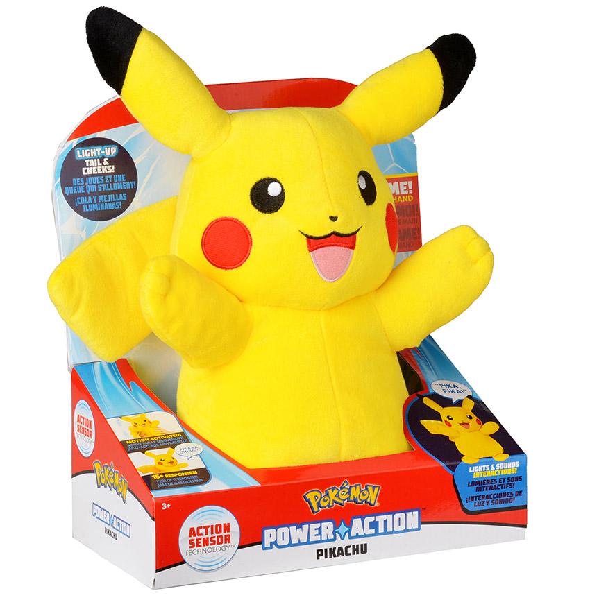 Pikachu s funkciami II