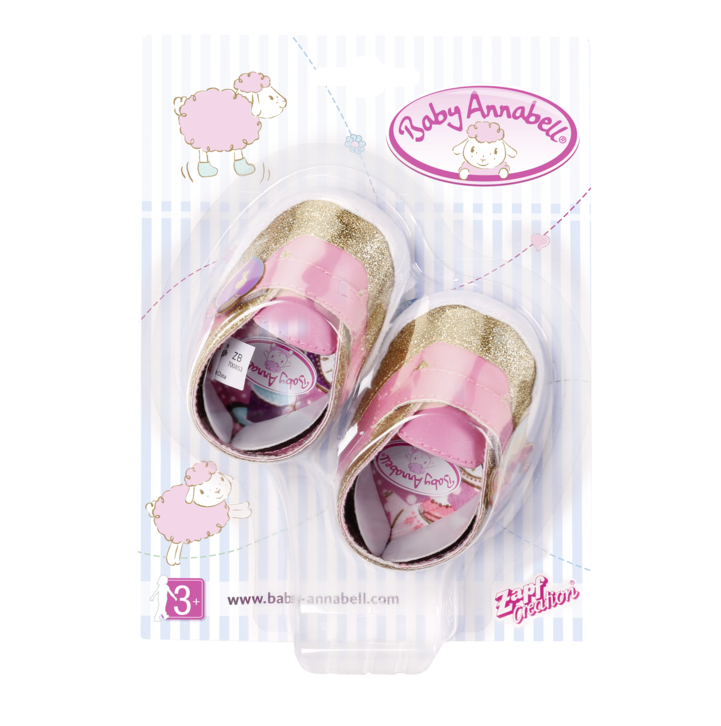 Baby Annabell® Topánočky, 2 druhy