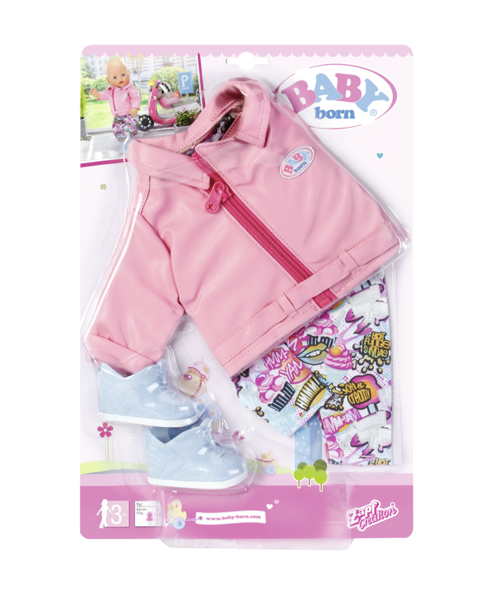 BABY born® Oblečenie na skútr