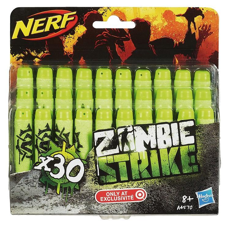 Nerf Zombie náhradné šípky