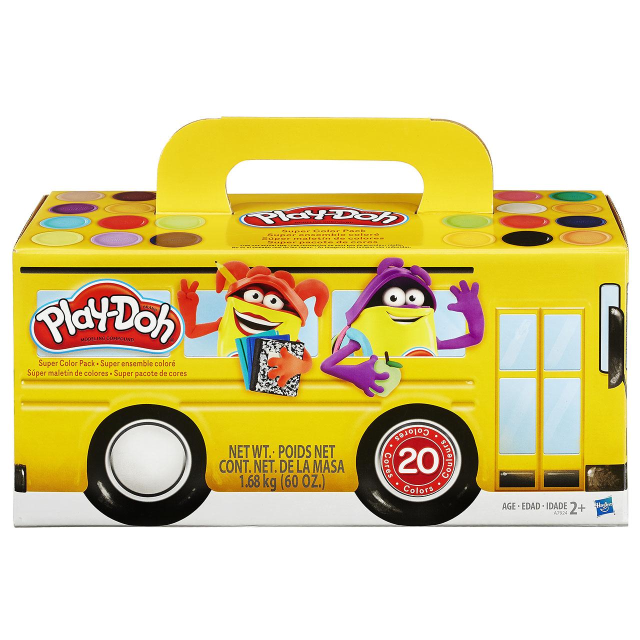Play-Doh Pestrofarebný set