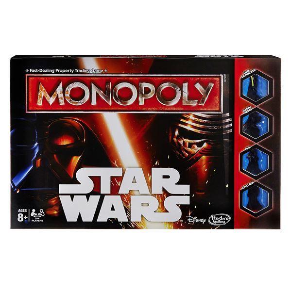 MONOPOLY STAR WARS SK