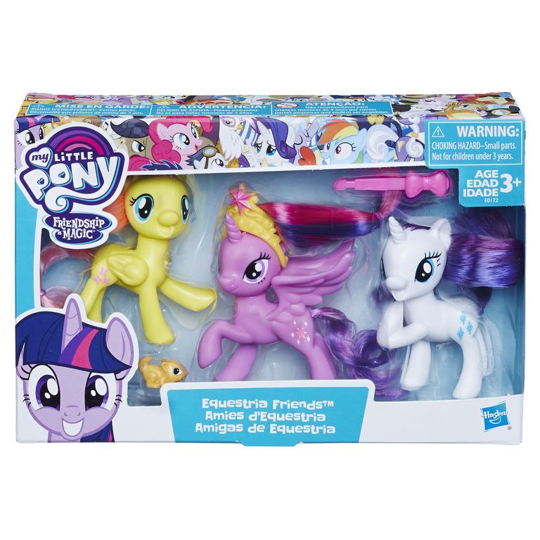 My Little Pony Kamarátky