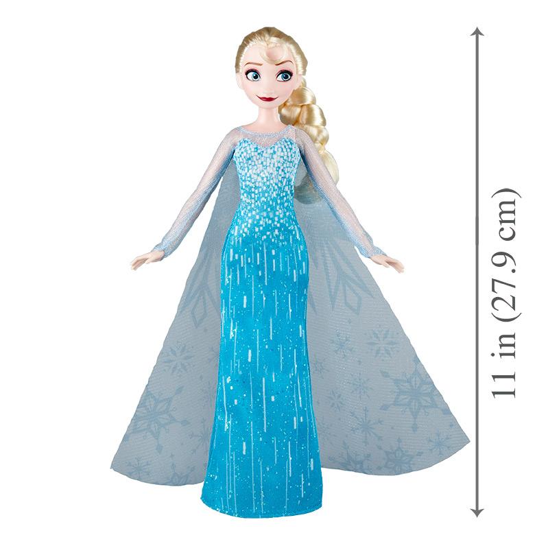 FRZ Bábika Elsa