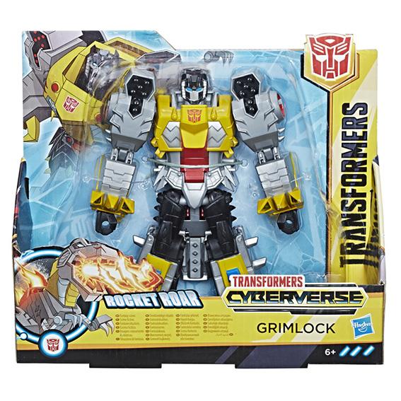Transformers Cyberverse Ultransformers Grimlock figúrka