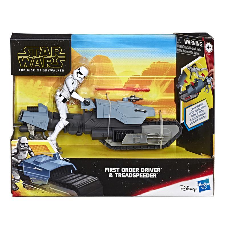 Star Wars E9 vozidlo AST