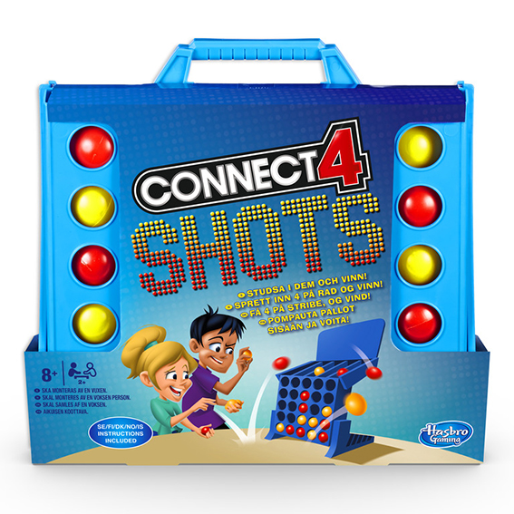 Spol. hra Connect 4 Shots