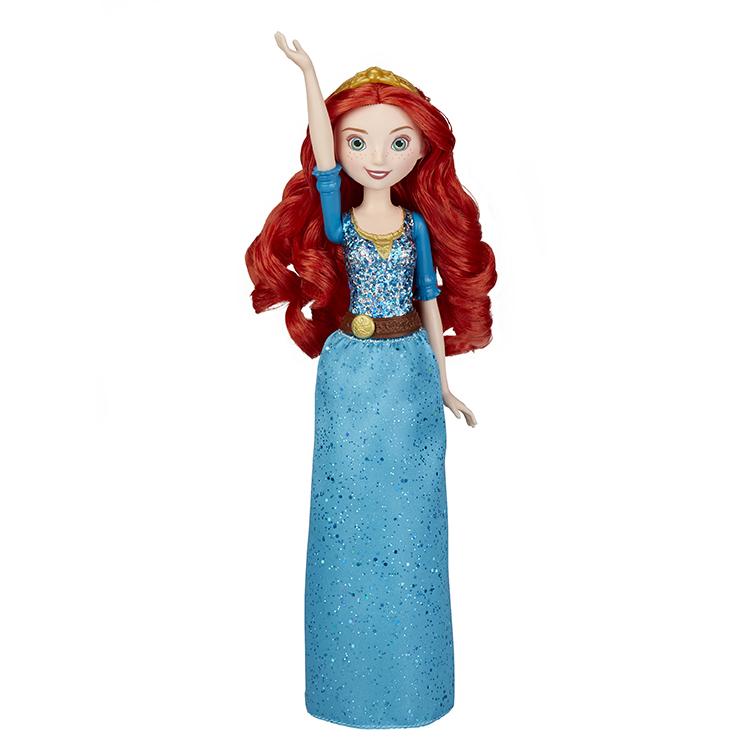 DPR Princezná Mulan/ Merida/ Pocahontas/ Jasmin