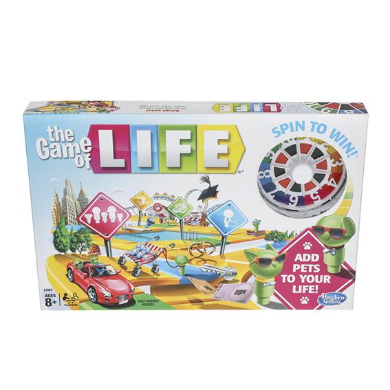 Spol. hra Game of Life