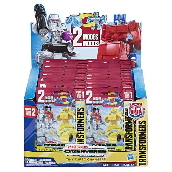 Transformers Cyberverse so špeciálnymi šošovkami