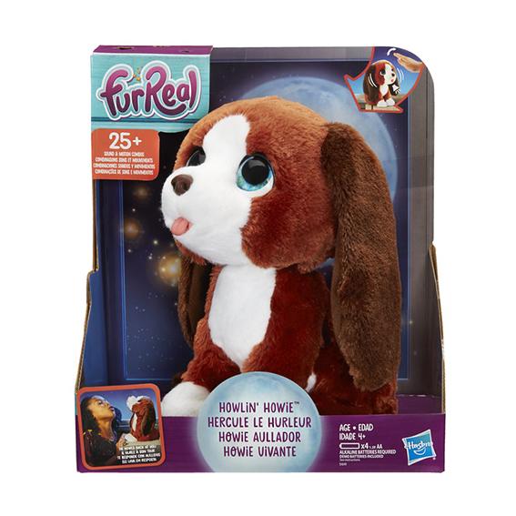 FurReal Friends Vyjúce šteňa