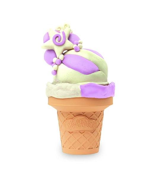 PD Plastelína ako zmrzlina AST