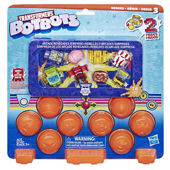 Transformers BotBots Veľkolepé prekvapenie