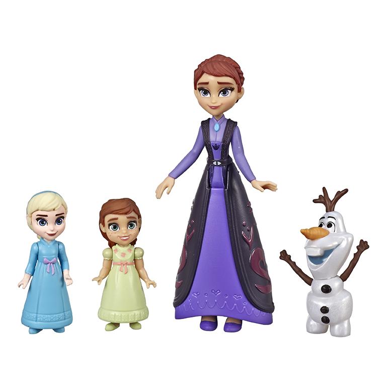 Frozen 2 Mini Figúrky Deluxe