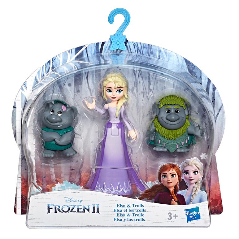 Frozen 2 Mini Figúrky kamarátov