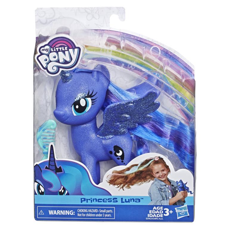 My Little Pony Žiariacia princezná