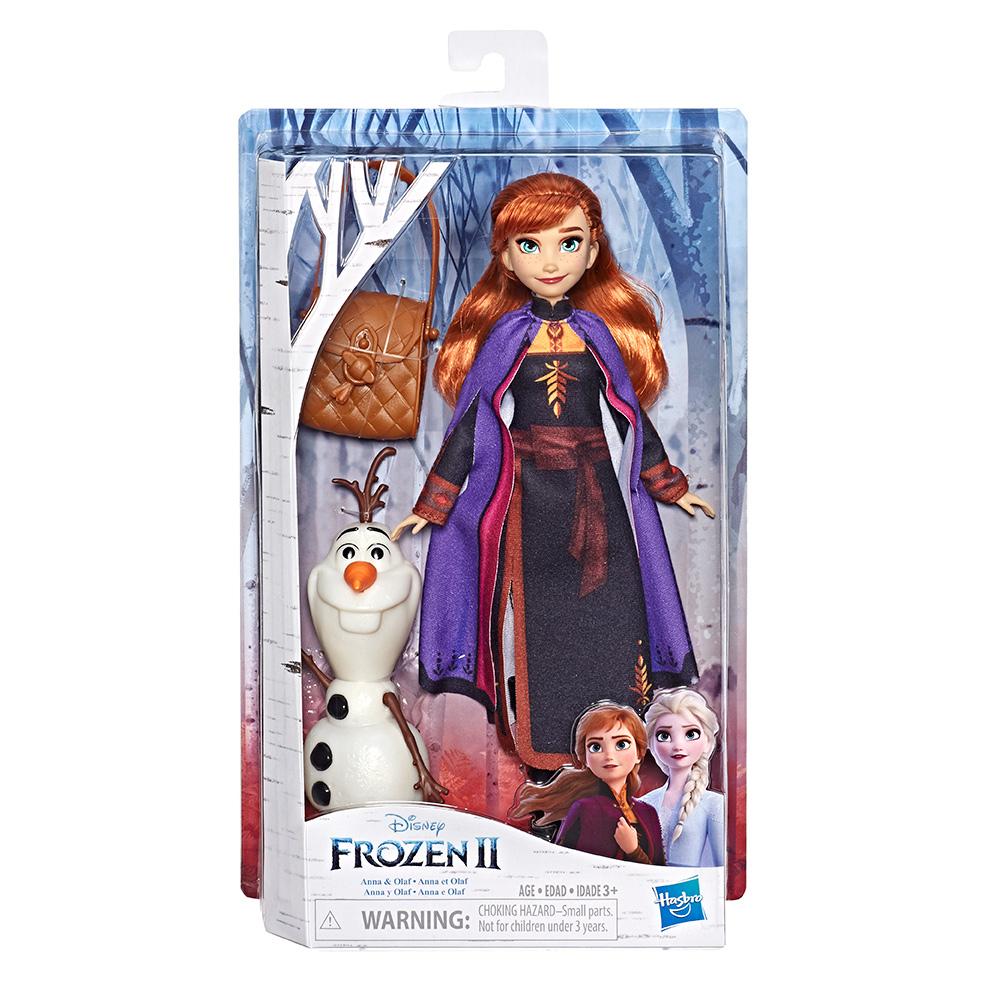 Frozen 2 Bábika Anna s kamarátom