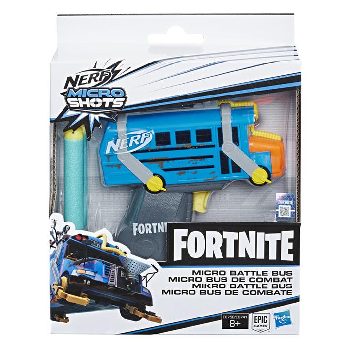 Nerf Microshots Fortnite bláster