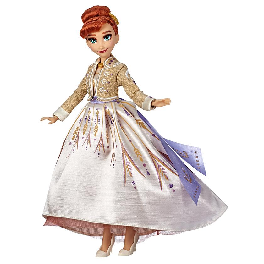 Frozen 2 Bábika Anna Deluxe