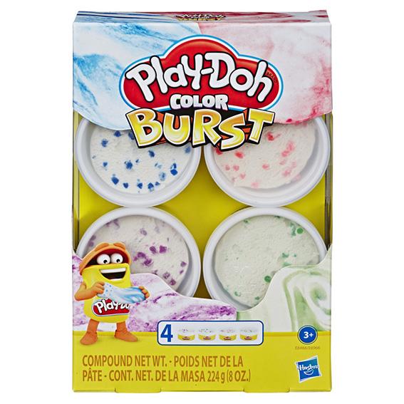 Play-Doh Farebné balenie plastelíny