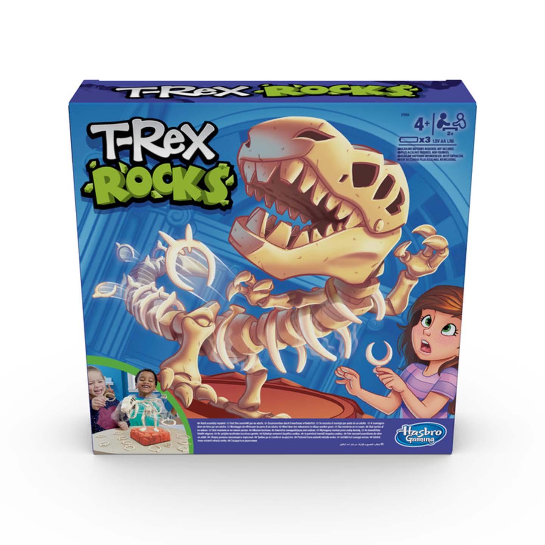 Spol. hra T-Rex Rocks