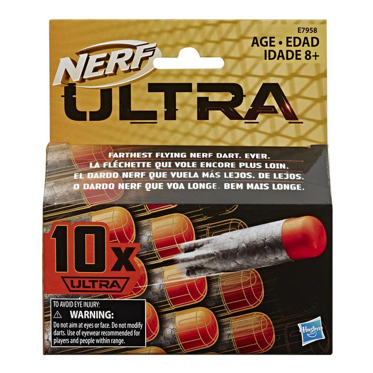 NERF ULTRA 10 šípok