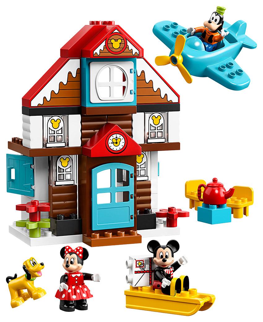 Mickeyho prázdninový dom