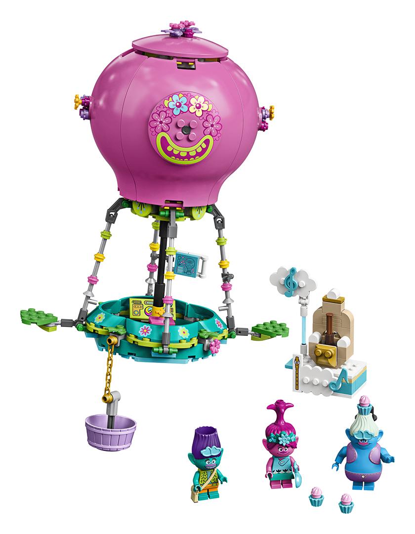 Lego Trolls 41252 Trollovia a let balónom