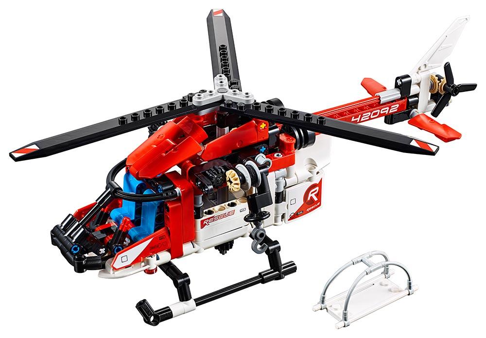 Záchranárska helikoptéra