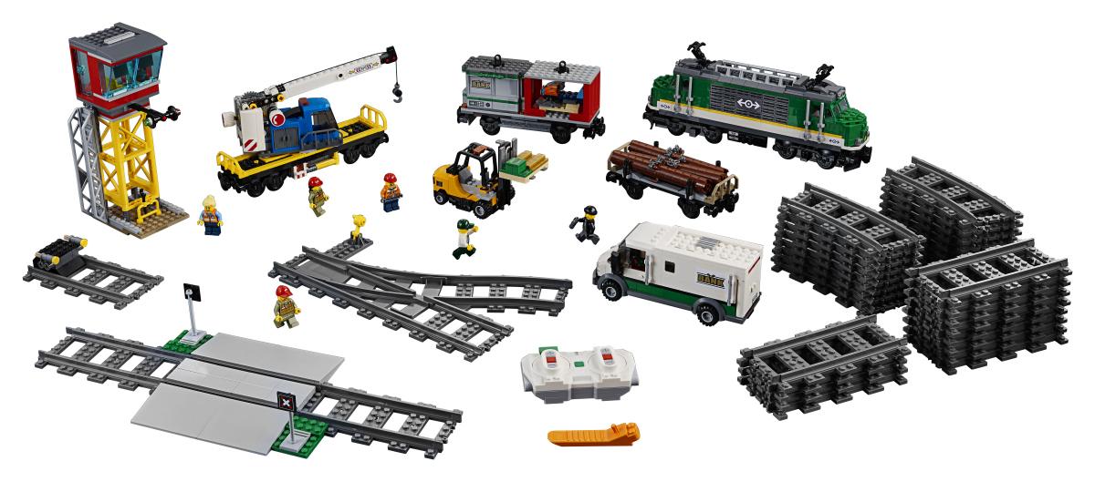 Nákladný vlak