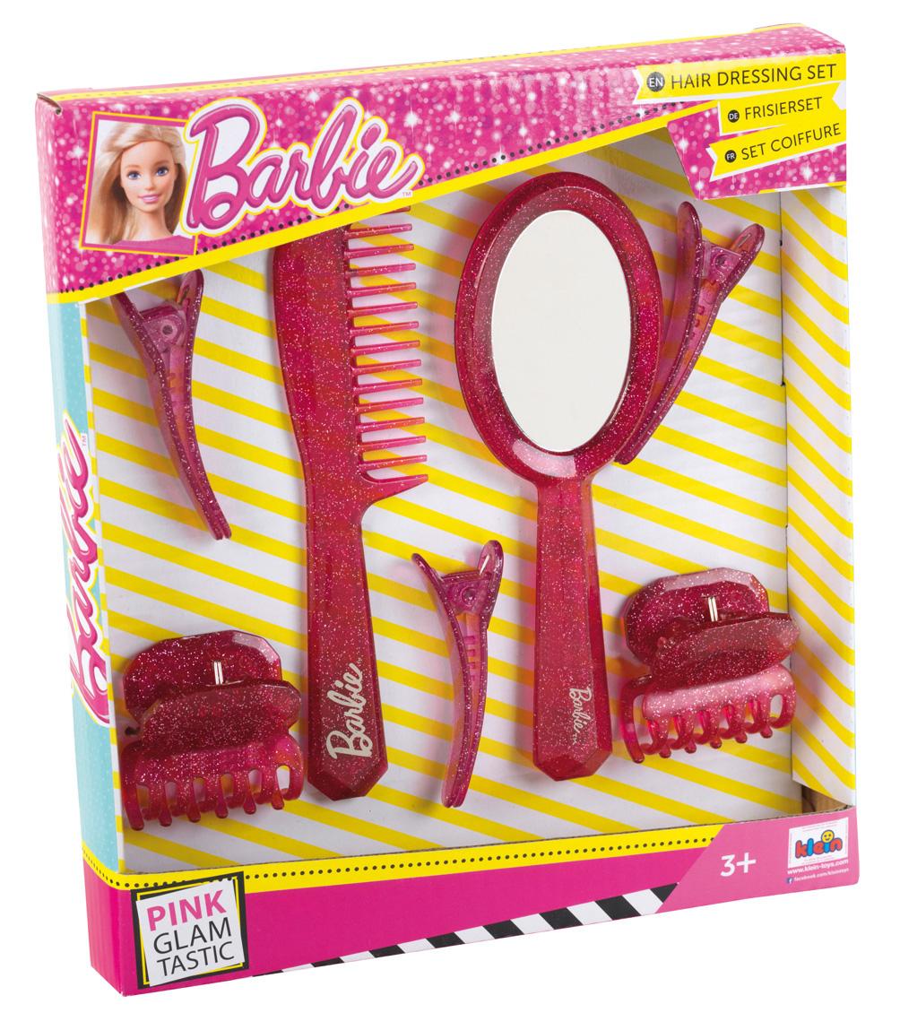 Barbie kadernícky set