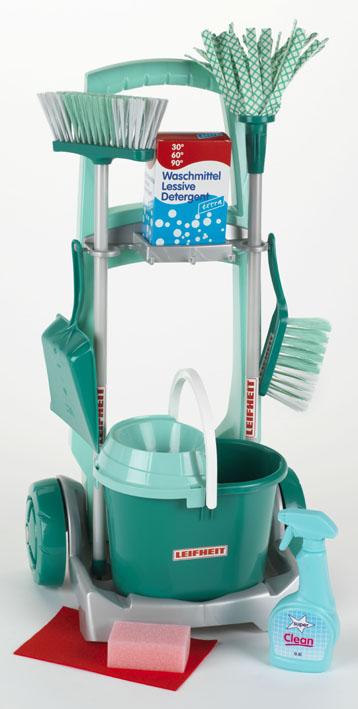 Leifheit upratovací vozík