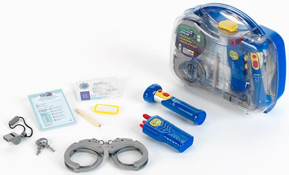 Policajní kufrík