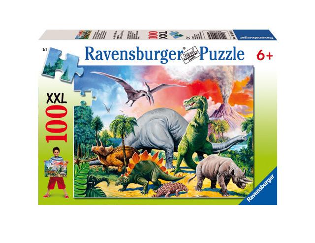 Medzi dinosaurami 100 XXL
