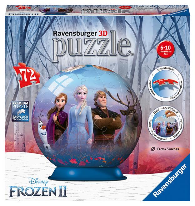 Disney Ľadové kráľovstvo 2 72 dielikov