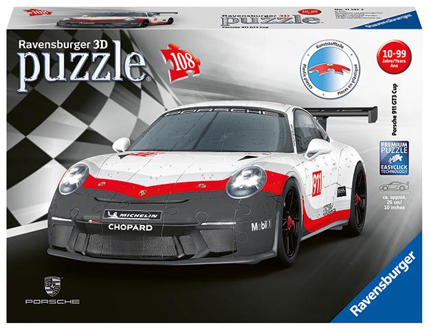 Porsche GT3 Cup 108 dielikov