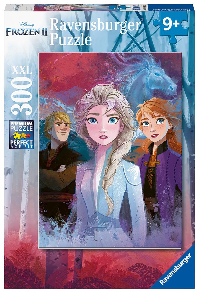 Disney Ľadové kráľovstvo 2 300 dielikov
