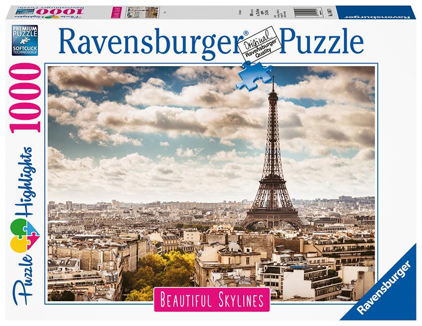 Paríž 1000 dielikov
