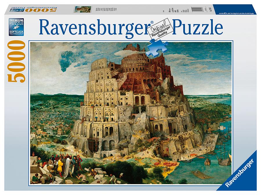 Babylonská veža 5000d