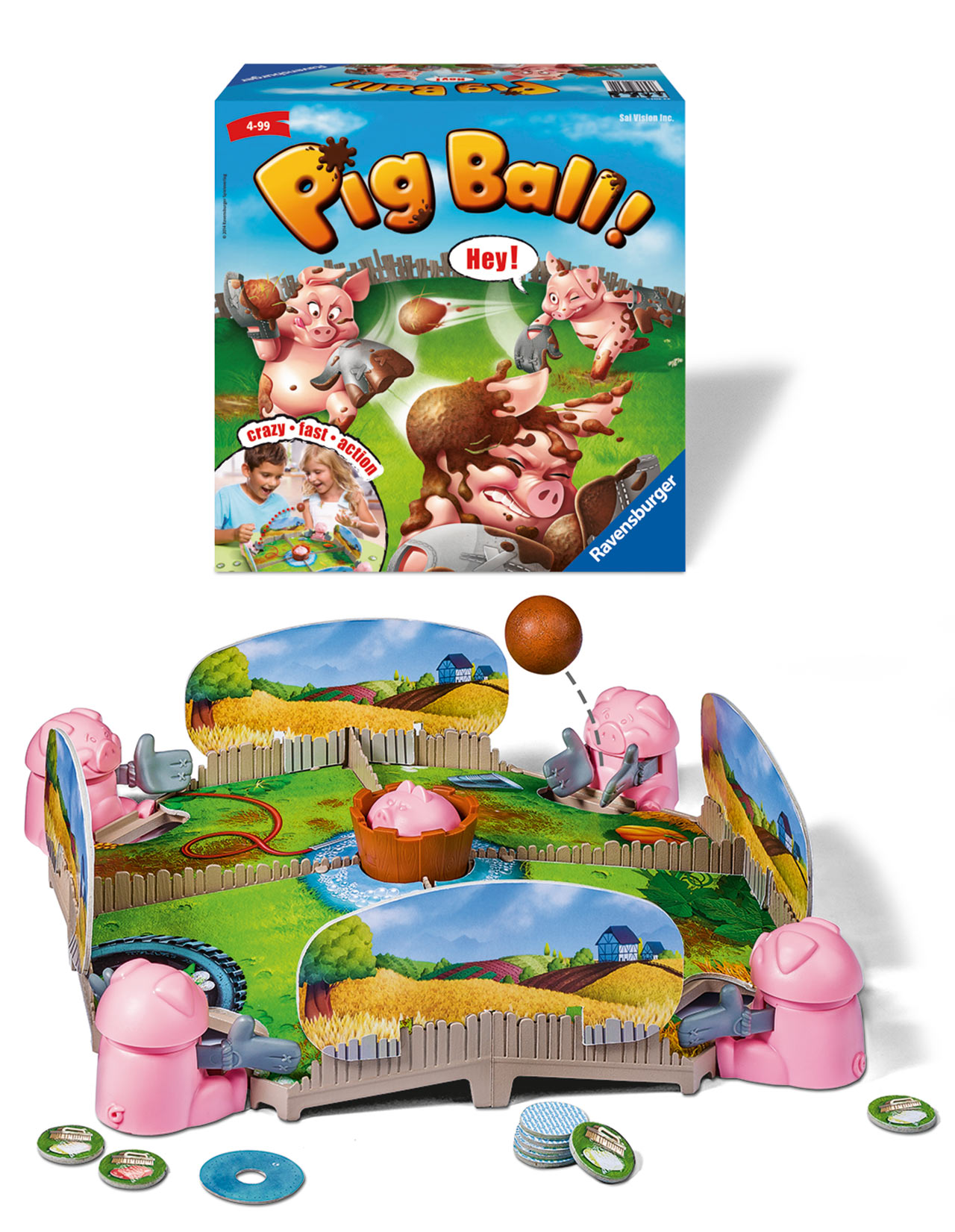 Pig Ball hra