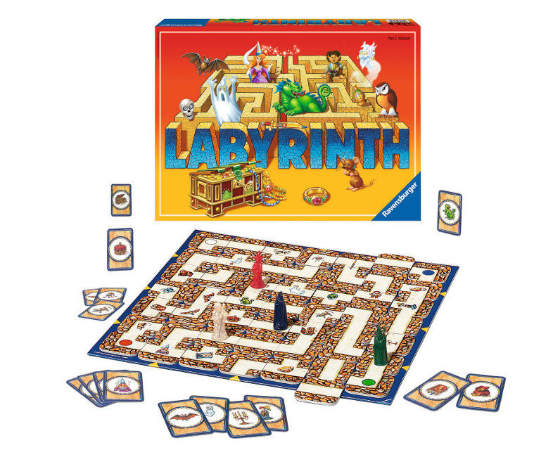 Labyrinth hra