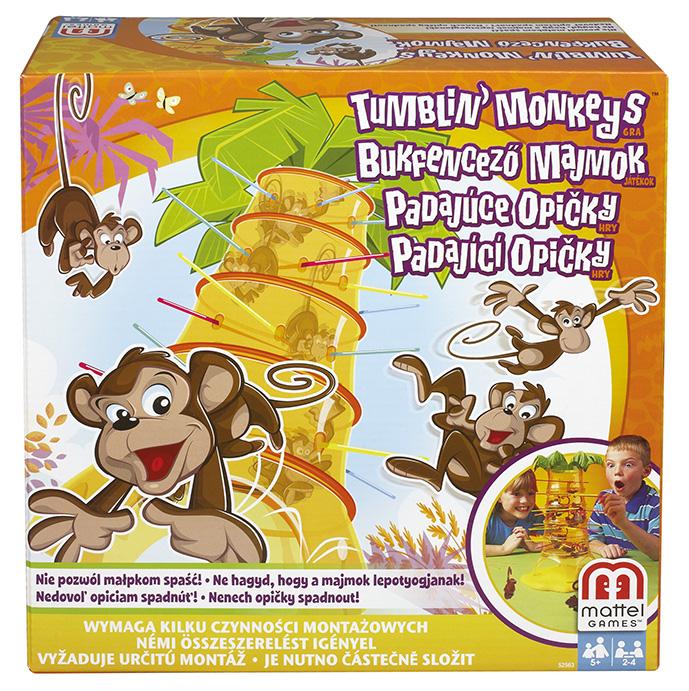 Padajúce opičky