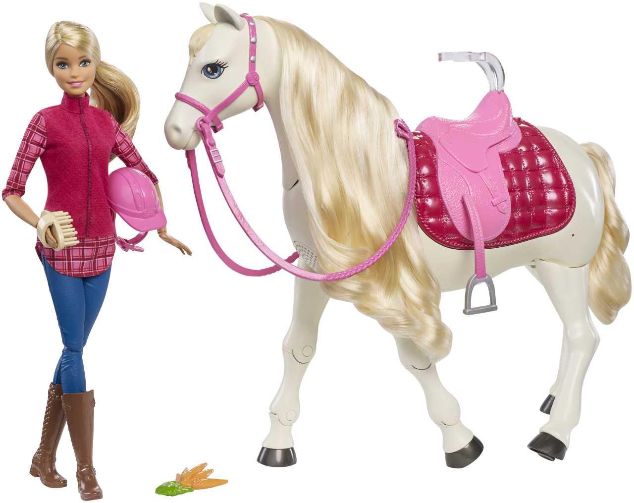 BRB DREAM HORSE KÔŇ SNOV